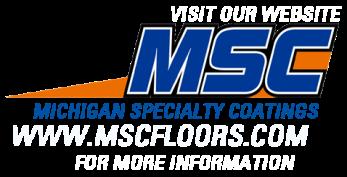 Michigan Specialty Coatings Website
