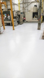 High Traffic System - Epoxy Primer, Epoxy Build Coat, High Traffic System Urethane Topcoat