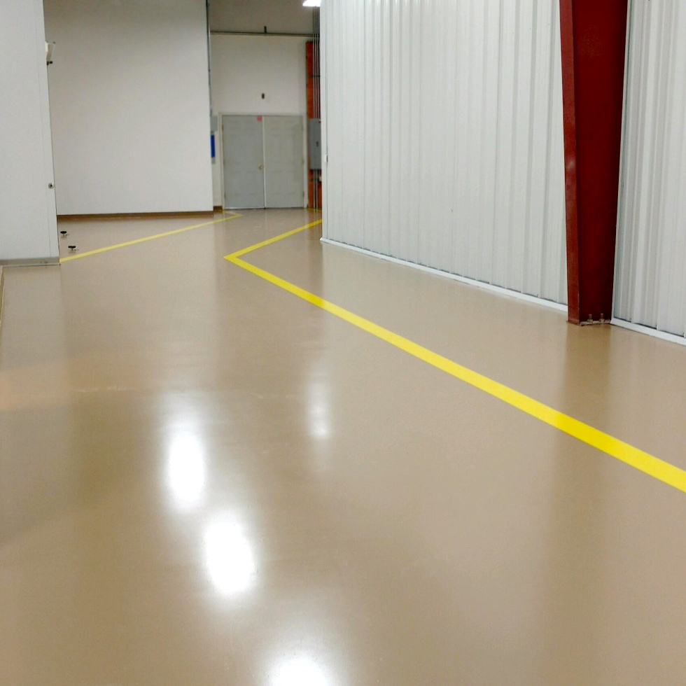 Specialty Flooring Systems : High traffic floor system epoxy urethane msc floors