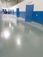 High Traffic Epoxy / Urethane Floor Coating System