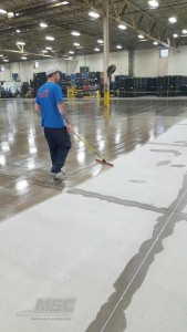 Epoxy Primer Coat Application