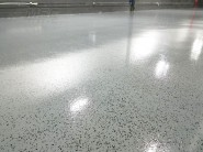 Epoxy / Polyaspartic Floor System