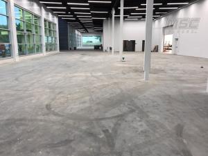 Polish Concrete Flooring installation process in Michigan