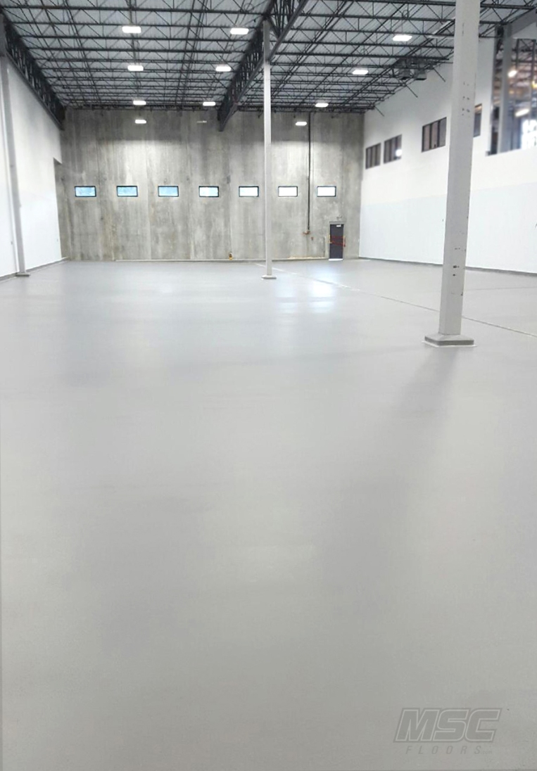 Brewery Flooring in Ohio