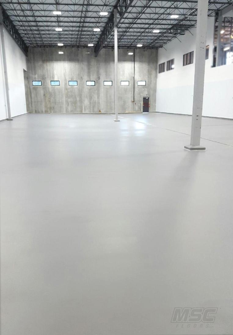 Brewery Flooring in Ohio